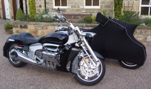 Cruiser Bespoke Indoor Motorcycle Covers
