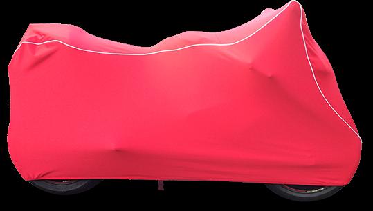 Indoor Motorcycle Cover - custom fleece