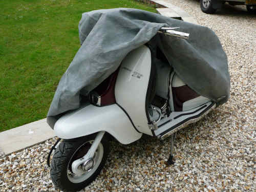 Lambretta Stormforce Cover