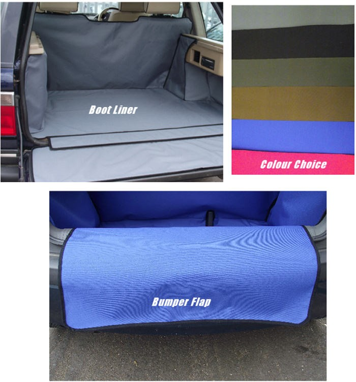 Car Boot Liner for Muddy Mountain Bike / Cycle
