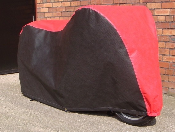 BSA Tritech Outdoor Custom Motor Bike Cover