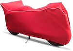 Road Bike on Turbo / Smart Trainer SOFTECH Stretch, Fleece Bespoke Indoor Cover ( Colour Choice )